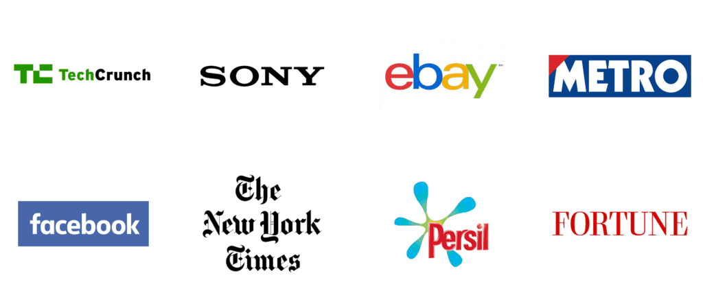 wordpress is trusted by these enterprise companies